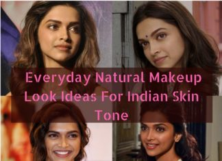 Everyday Natural Makeup Look For Indian Skin Tone
