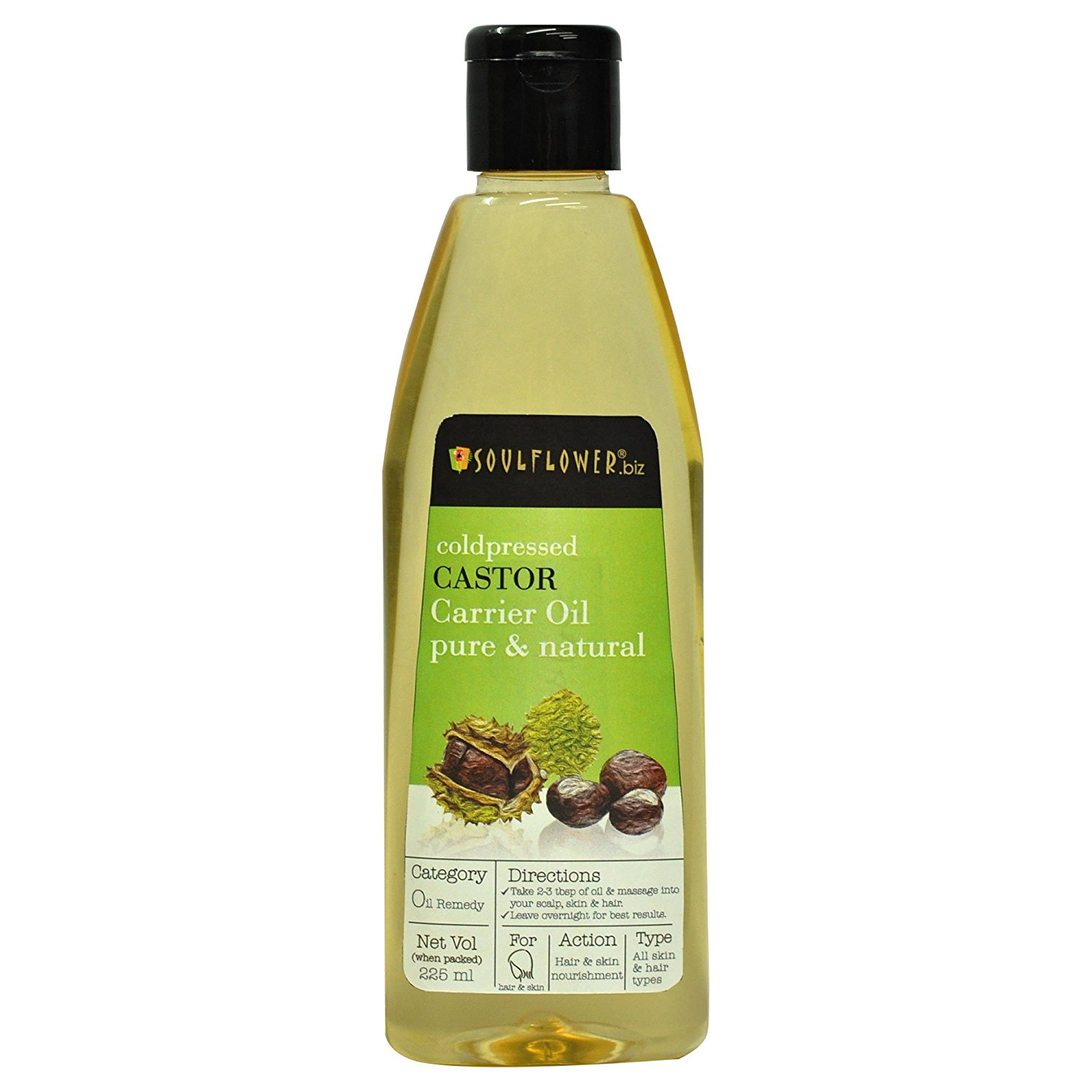 7 Most Effective Castor Oil Brands Available in India • Keep Me Stylish