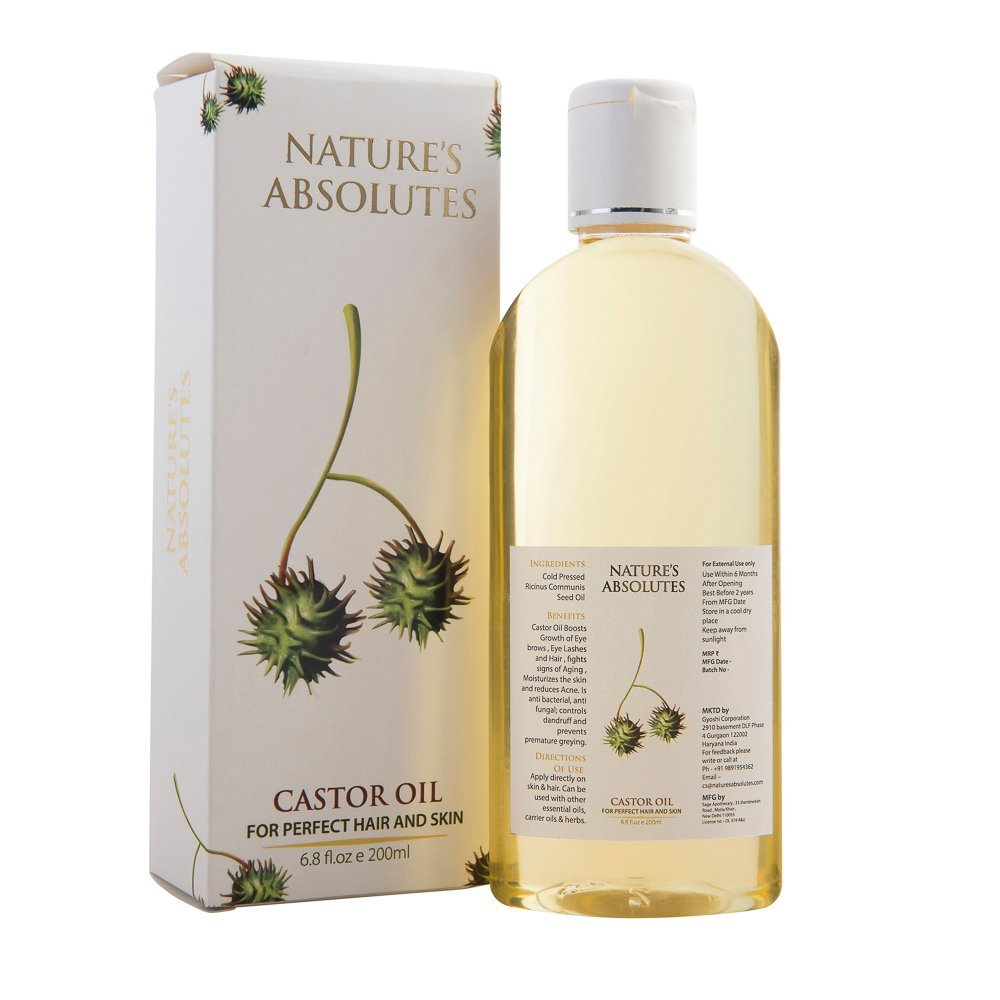 Castor Oil Brands Available In India