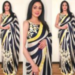 The Saree Hack You Should Learn from Sridevi!