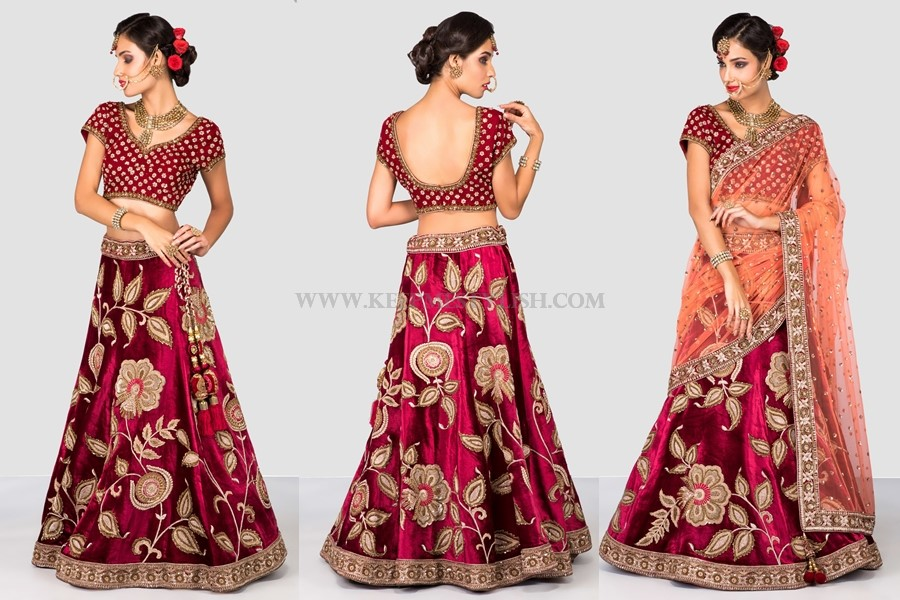 Lehenga Designs For Engagement Ceremony