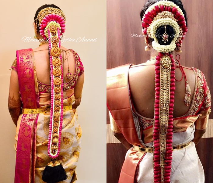 South Indian Wedding Hairstyles 13 Amazing Ideas Keep Me Stylish
