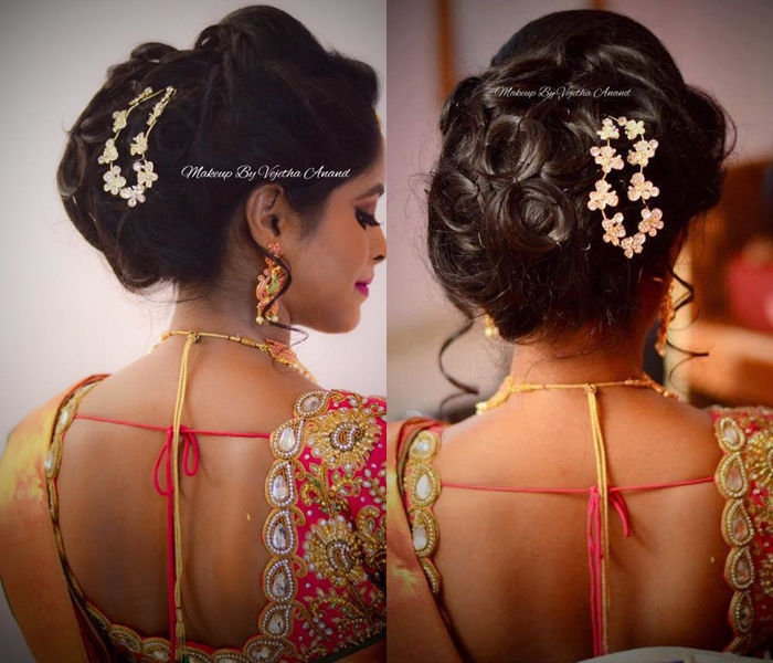 south indian hair styles for south indian wedding hairstyles 13 amazing ideas keep 4899