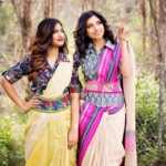 This Label Shows How to Look Trendy On Cotton Saree