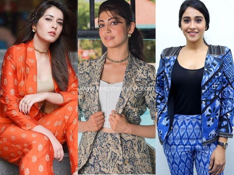 Indian Blazer Suit Designs