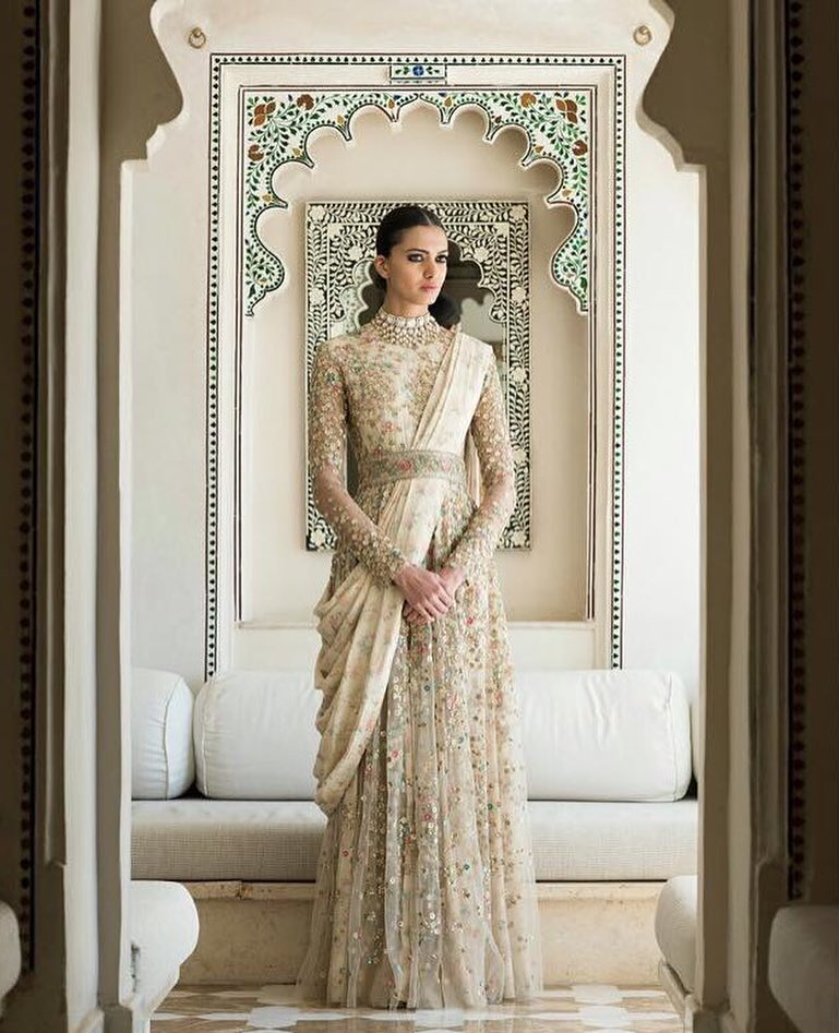 15 Irresistible Indian Wedding Dress Ideas for Bride\'s Sister • Keep ...