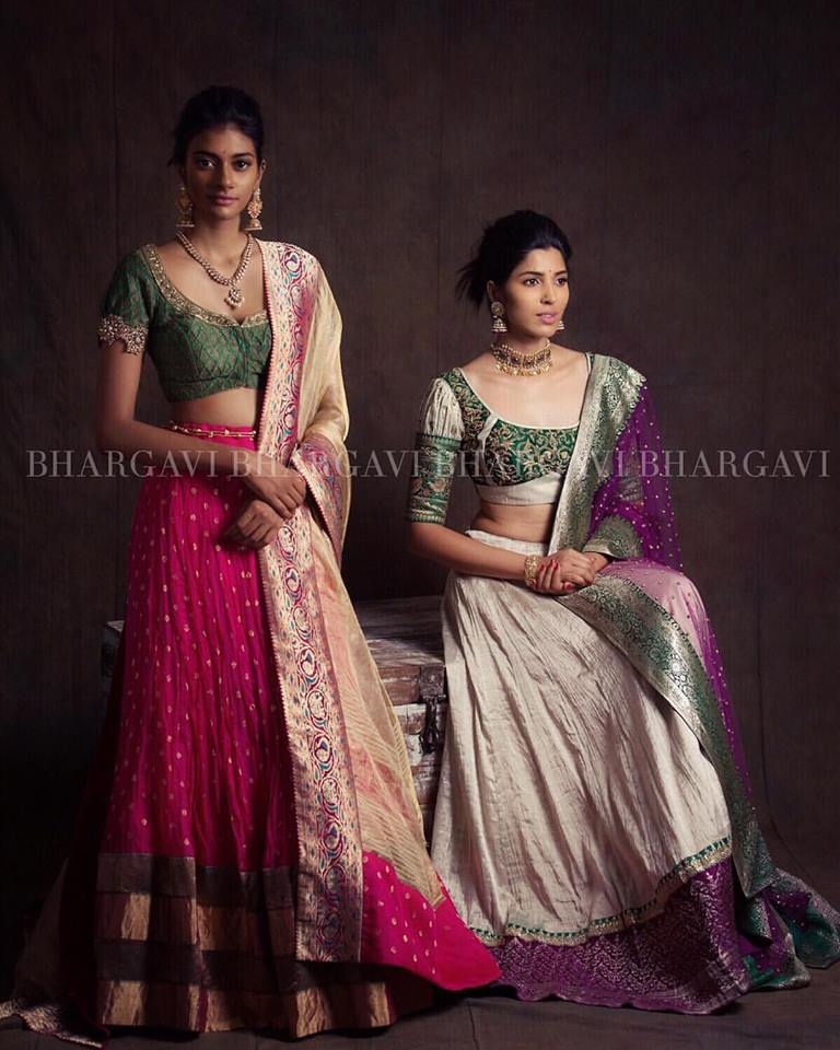 15 irresistible indian wedding dress ideas for bride's