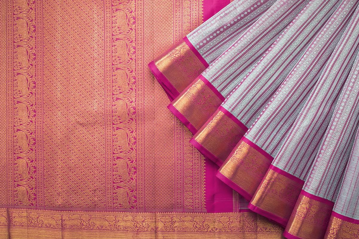 Kanjiwaram Silk Saree