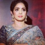 This Net Saree Look Of Sridevi is Totally Adorable!