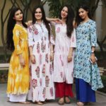 Fashionable Kurthas & Maxis From Bunaai