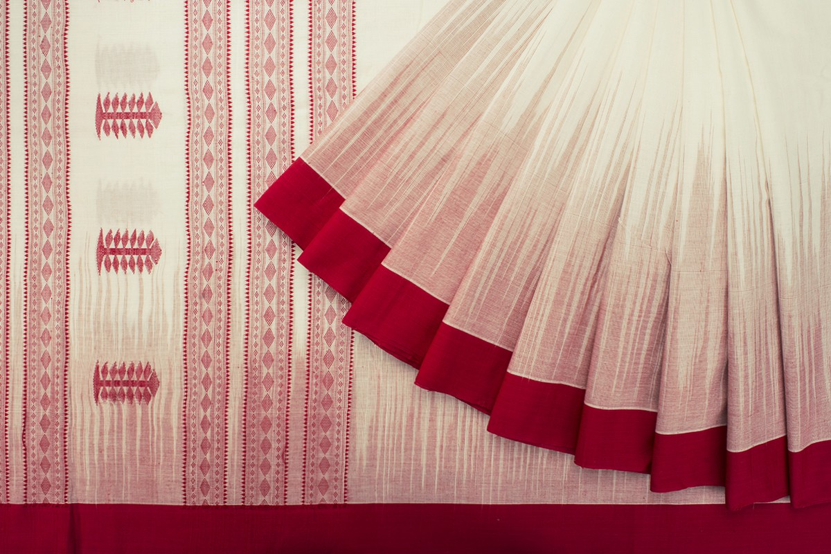 Fulia Cotton Saree
