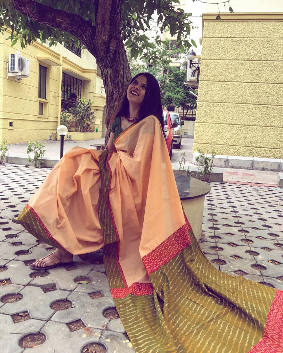 Hand Woven Sarees From Margazhi