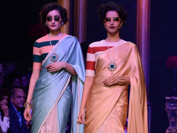 how to style sarees with sunglasses ideas and tips