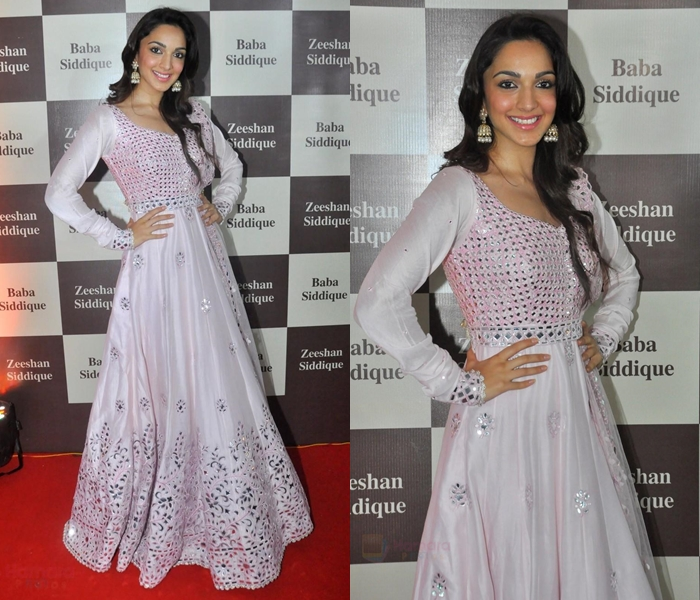 Kiara Advani in Floor Length Anarkali