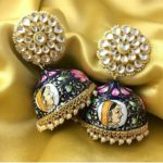 This Brand Sells Exquisite Modern Jhumkas