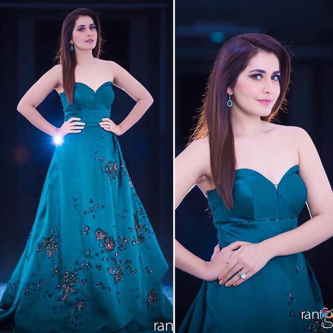 Rashi Khanna Fimfare Awards 2017