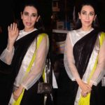 Do you Dare to Try Sheer Blouses with Silk Sarees?