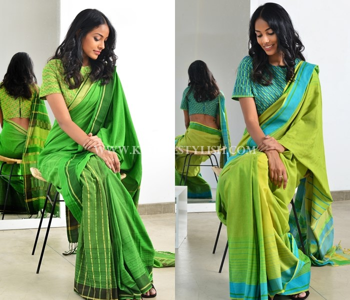 8b5e326e6cc56c 13 Stylish (Also Wearable) Blouse Designs To Try With Sarees • Keep ...