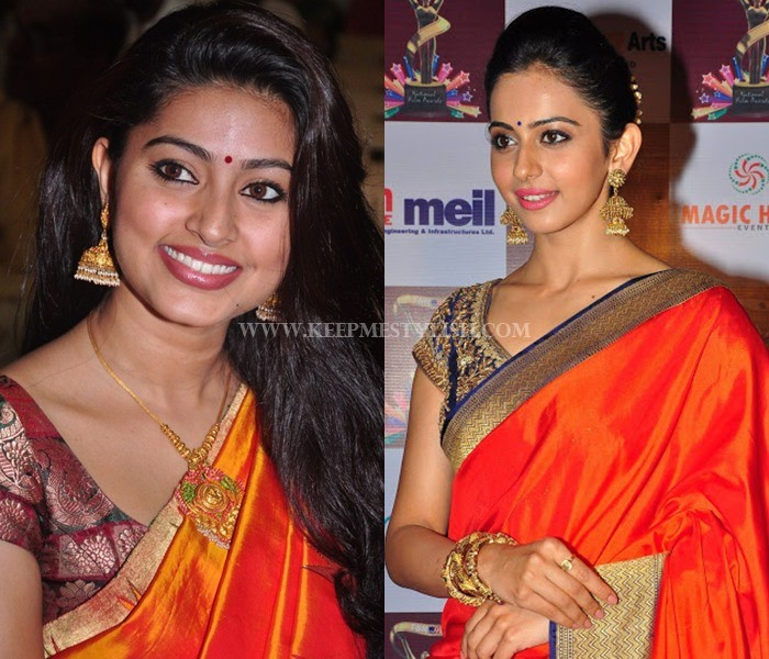 Silk Saree Accessories