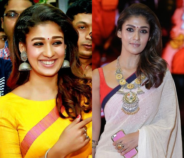 11 Best Hairstyles Of Actress Nayanthara • Keep Me Stylish