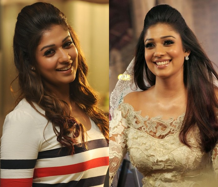 11 Best Hairstyles Of Actress Nayanthara Keep Me Stylish