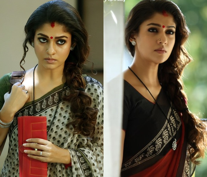 Nayanthara Hairstyles