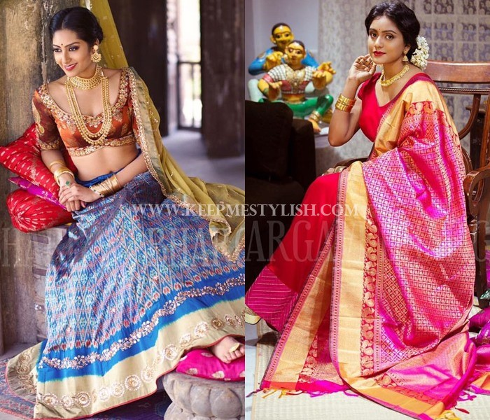 Bhargavi Kunnam Bridal Collections