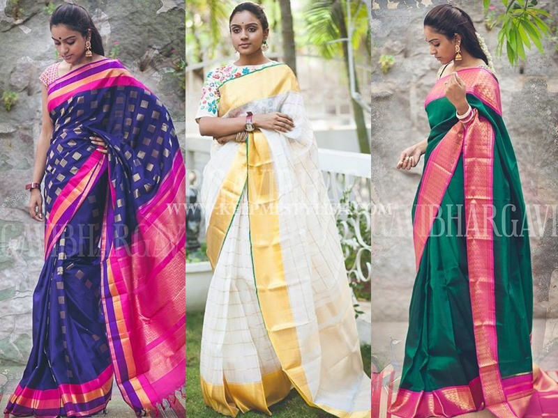 Bhargavi Kunnam Designer Studio Collections