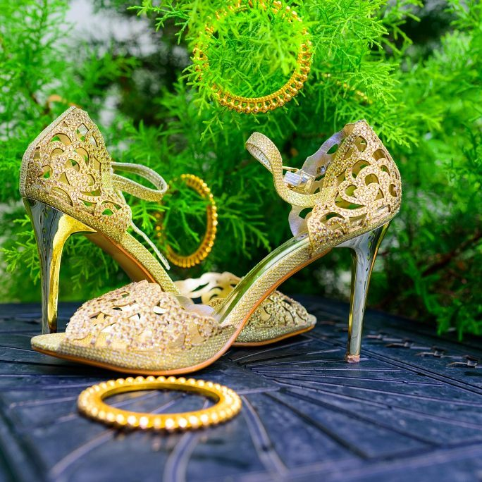 Indian Bridal Foot Wear For Weddings
