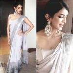 Celebrities Make This Saree Style So Effortless