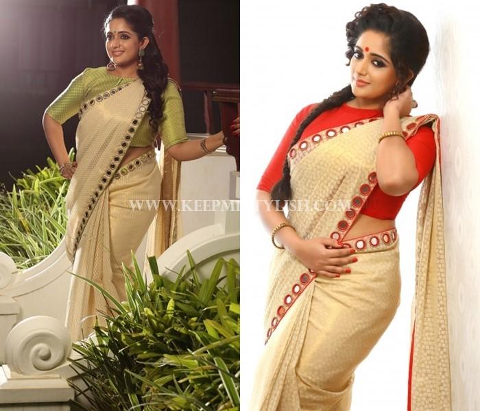 Lakshya Sarees Kavya Madhavan