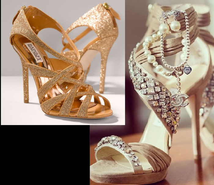 Indian Bridal Footwear Options For Wedding