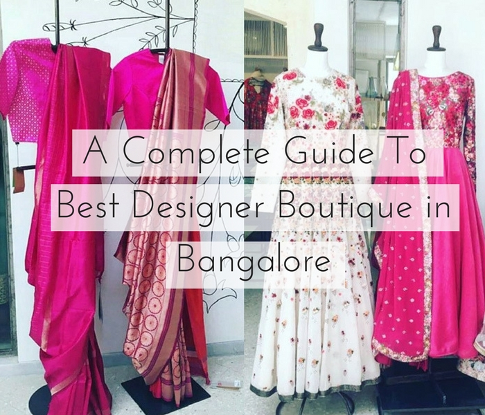 Best Boutiques in Bangalore