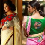 This is How You Make Designer Saree From Old Saree