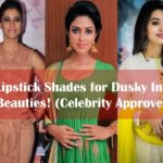 7 Lipstick Shades for Wheatish Indian Skin Beauties!