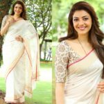 We are So Jealous of Kajal Aggarwal's Latest Saree Style!
