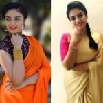 This Actress Shows 12 Fresh Ways To Wear Plain Sarees!
