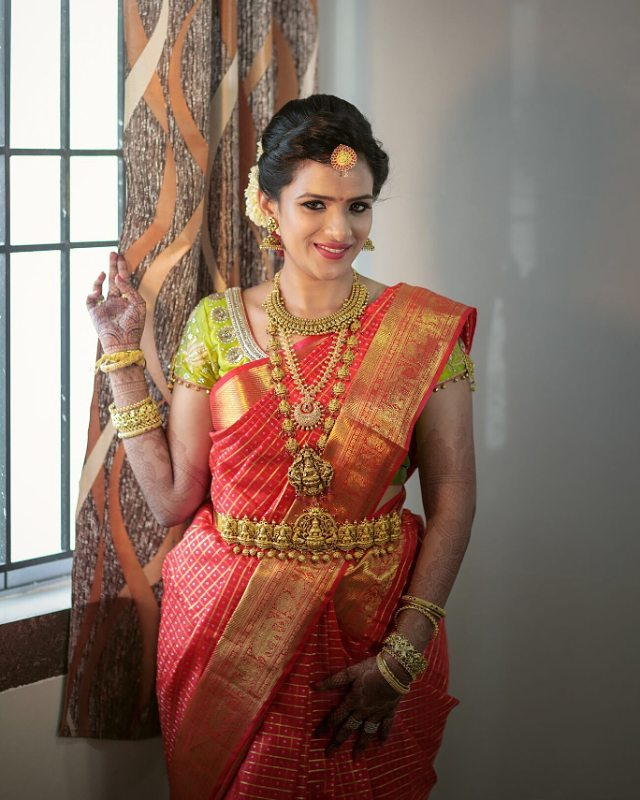 Pattu Saree Colors