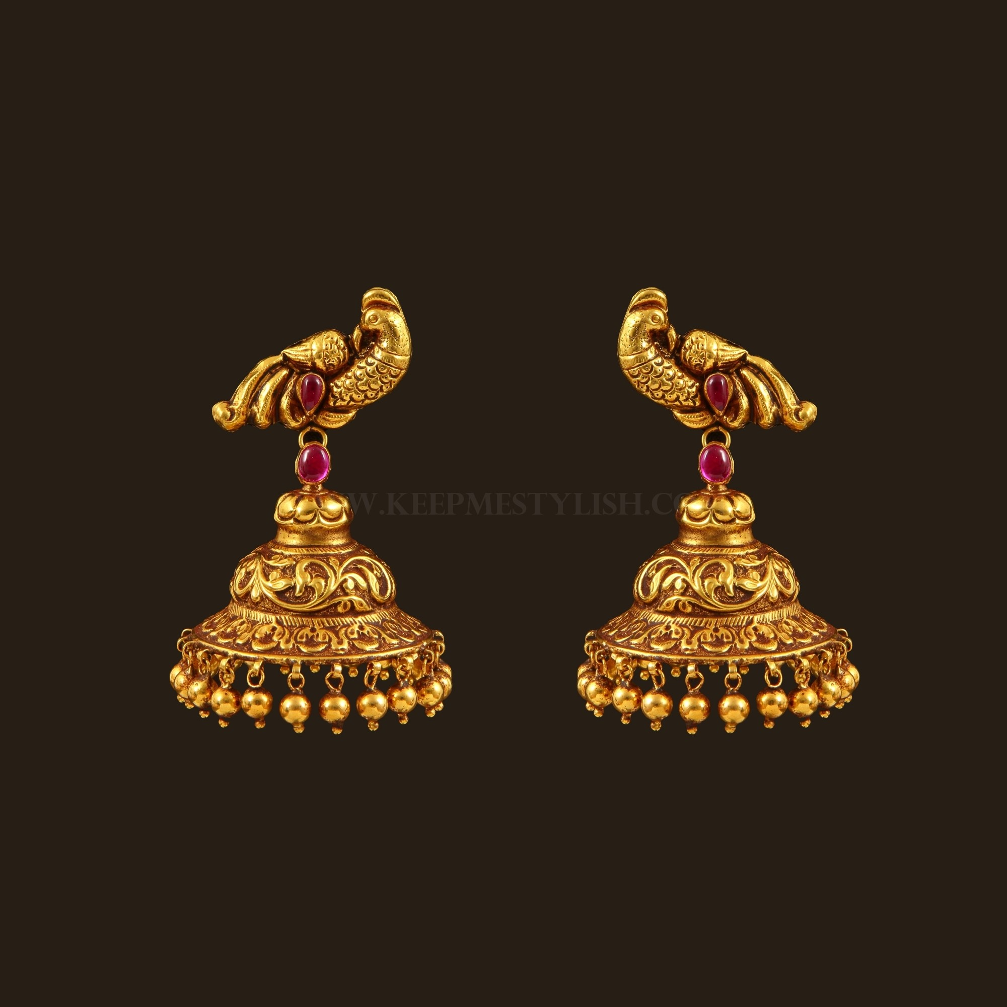 14 antique jhumka designs you will wear for years keep
