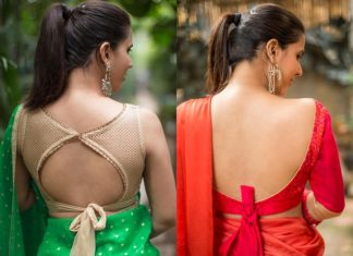 11 simple neck designs for kurtis with laces � keep me stylish