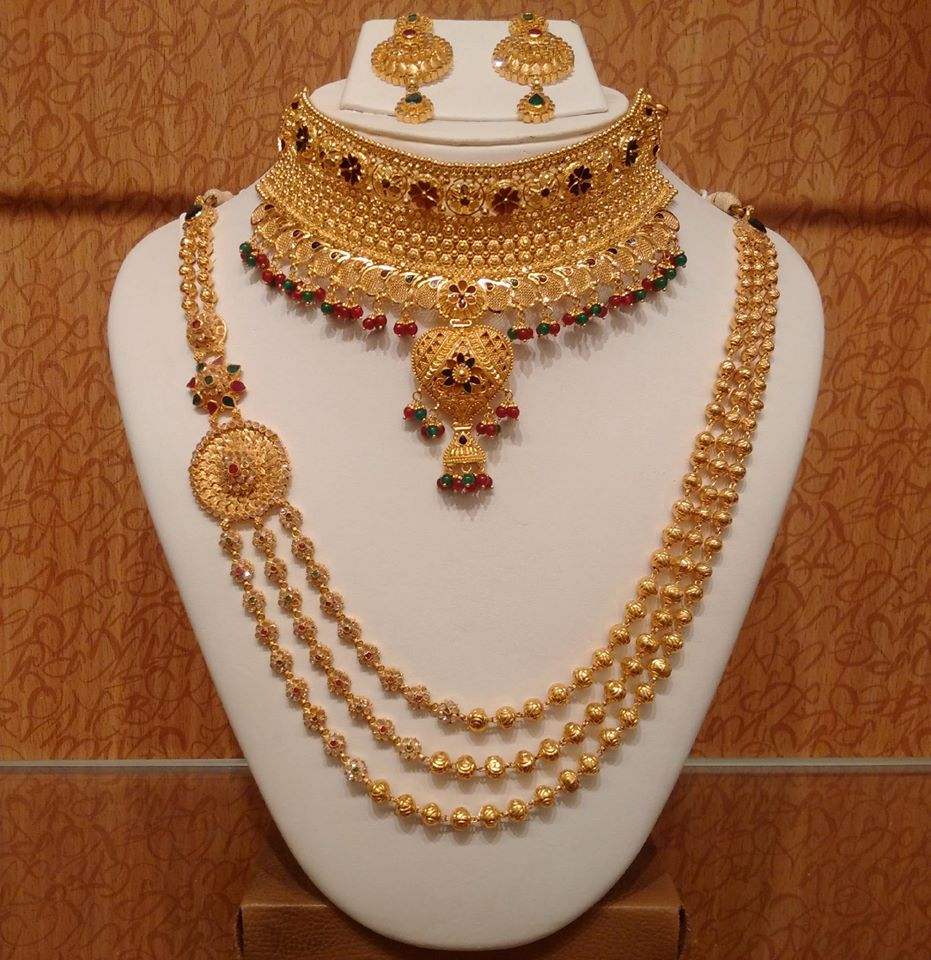 india online designs sets a buy gold orra necklace jewellery
