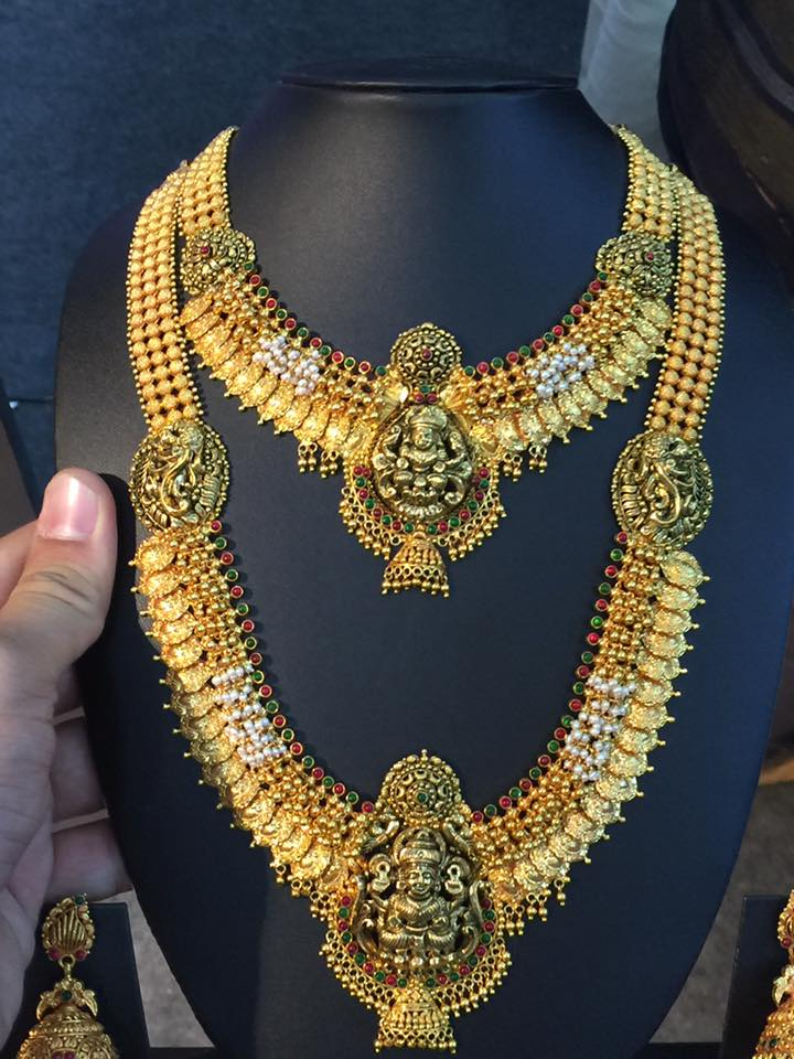 A Guide To Pick Latest Gold Jewellery Designs For Weddings • Keep