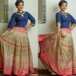 OMG! The Most Gorgeous Lehenga Blouse Designs for Bridal Events!