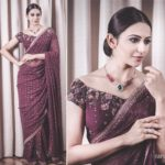 Guaranteed To Look Classy – Saree and Smokey Eyes