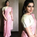 Samantha Saree Style: 35 Fabulous Sarees Flaunted by Samantha!