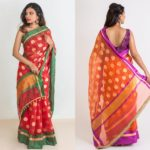 Top 44 Latest Saree Color Combinations To Try [Irresistible!]