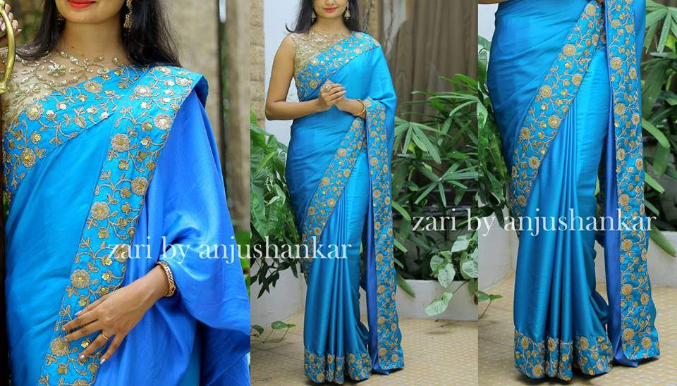 zari by anju shankar saree collections