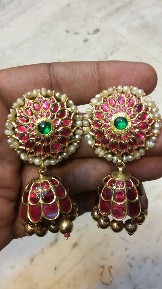 Temple Jewellery Jhumkas Why You Should Buy Them Now