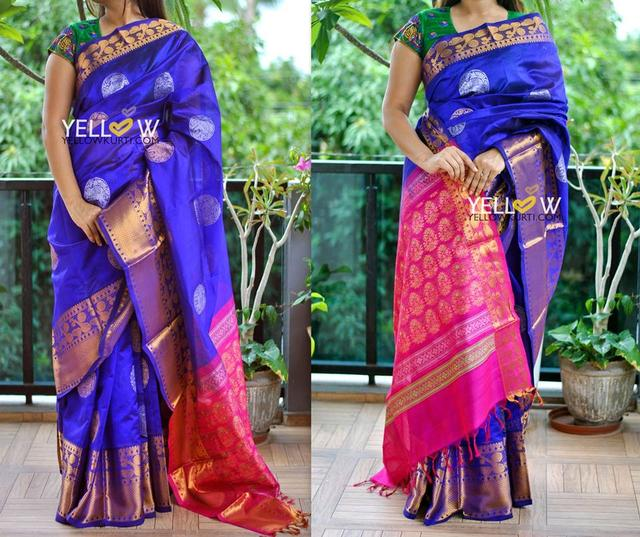 Wedding Pattu Saree Collections