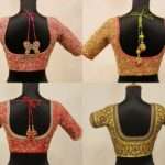 Take Iconic Silk Saree Blouse Inspirations From This Label!